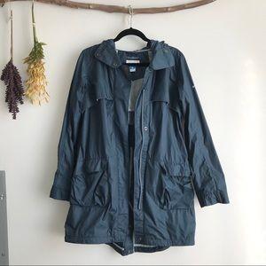 Columbia Omni-Shield Rain Coat